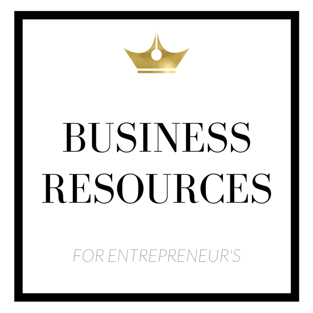 business resources and blog launch day