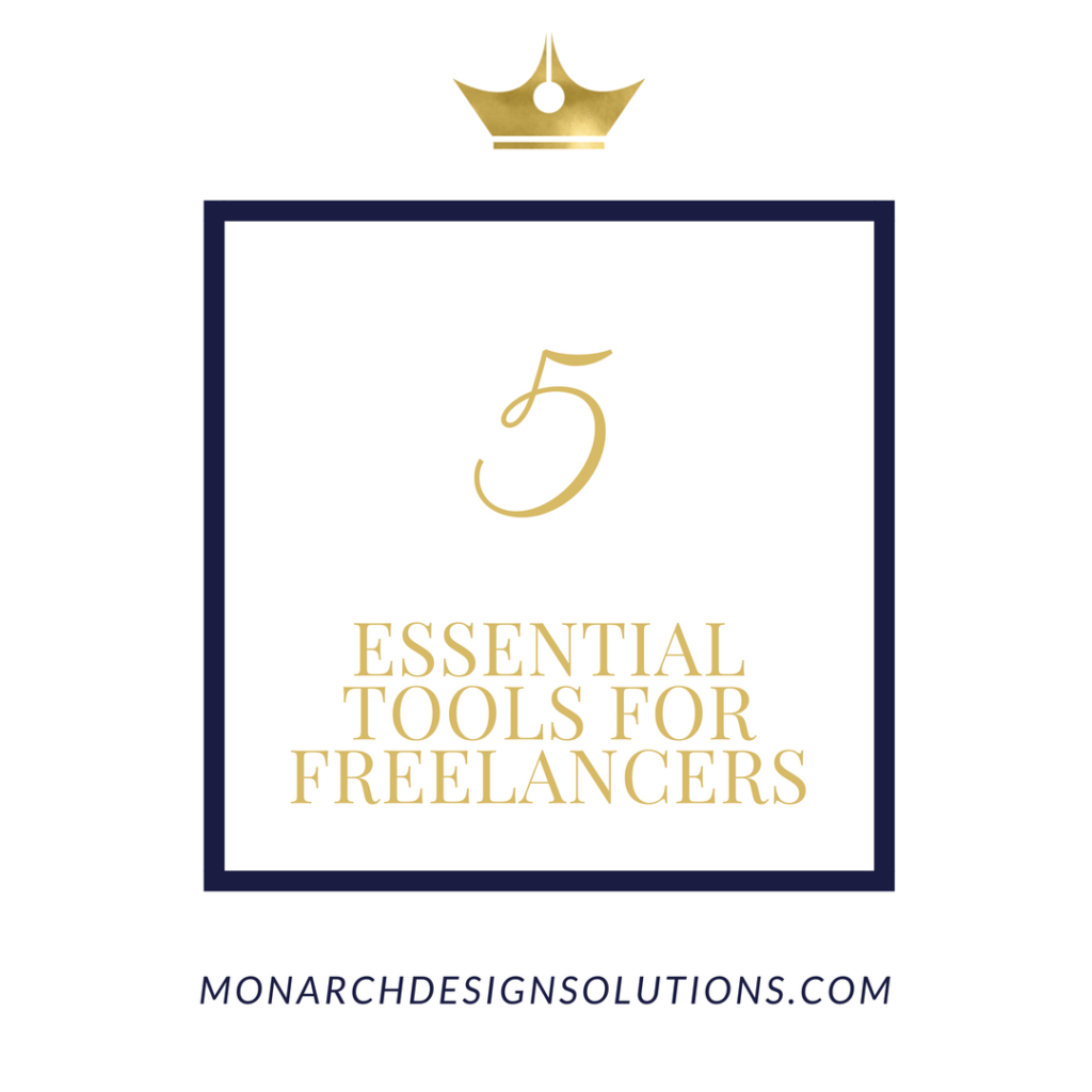 5 essential tools for freelancers